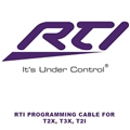 RTI Remote Programming Cable For T2X T3X T2I 40-210767-27